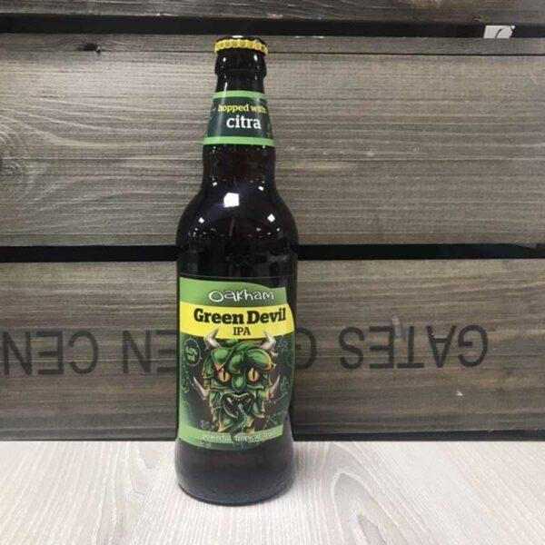 Oakham Ales Green Devil IPA 500ml