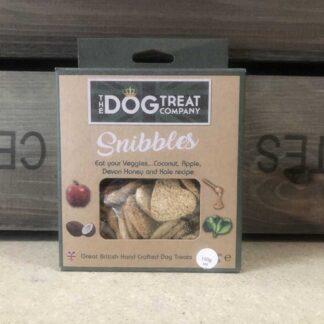 Dog Treat Company Coconut, Apple, Devon Honey & Kale 150g