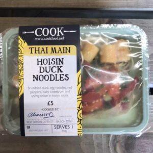 COOK Hoisin Duck Noodles