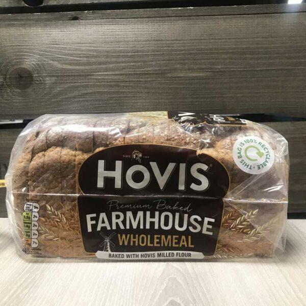 Hovis Farmhouse Wholemeal 800g