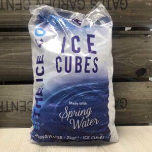 Blue Keld Ice Cubes 2Kg