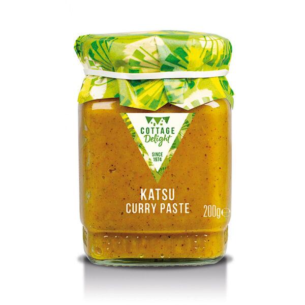 Cottage Delight Katsu Curry Paste (200g)