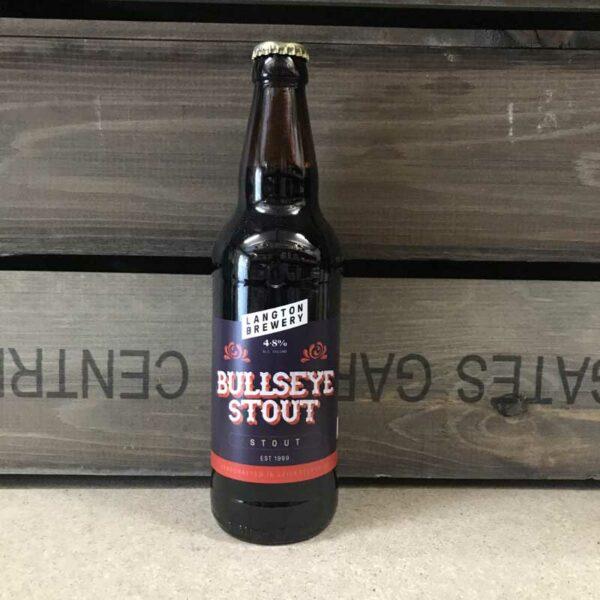 Langton Brewery 'Bullseye Stout' Stout 500ML