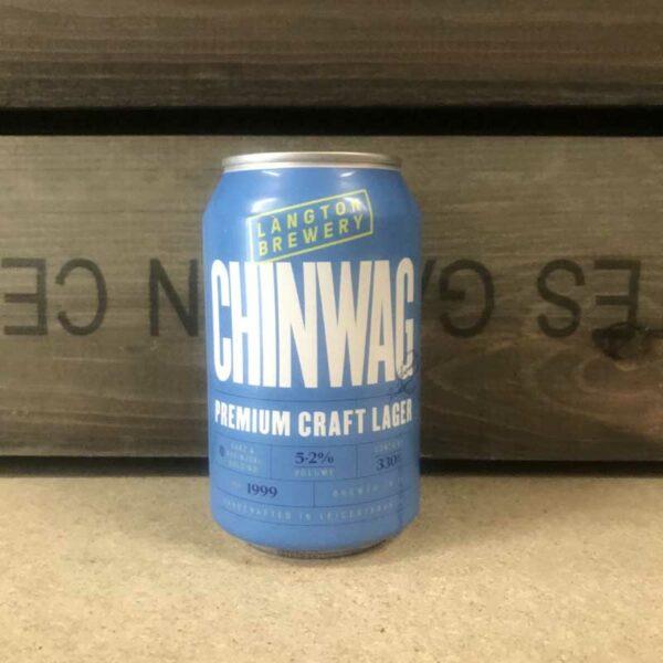 Langton Brewery Chinwag Premium Craft Beer 330ML