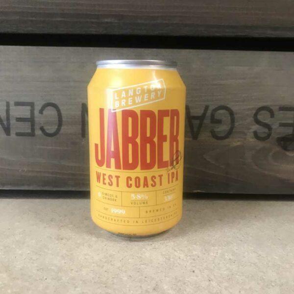 Langton Brewery 'Jabber' West Coast 330ML