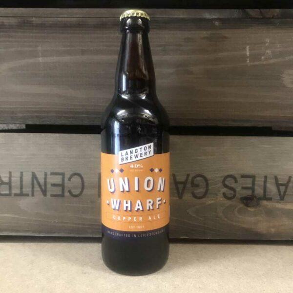 Langton Brewery 'Union Wharf' Premium Bitter 500ML