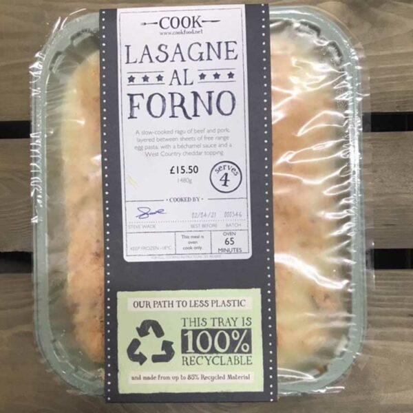 COOK Lasagne Al Forno