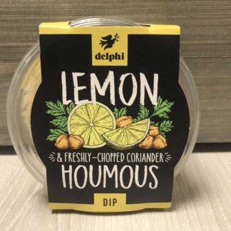 Delphi Lemon & Coriander Houmous (170g)