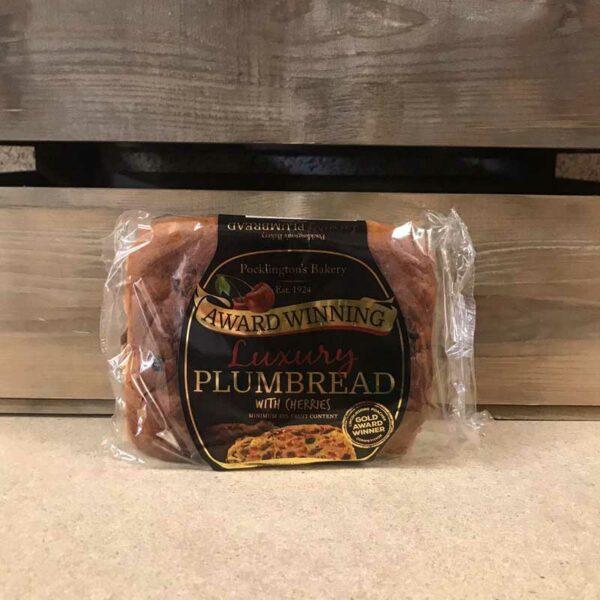 Pocklingtons Luxury Plum Bread 400g