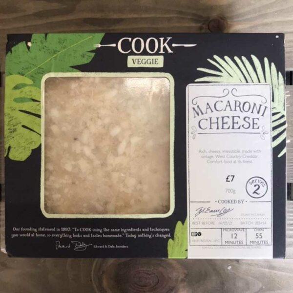 COOK Macaroni Cheese