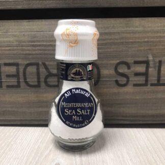 Drogheria & Alimentari Mediterranean Salt Mill 90g