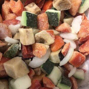 Loose Mediterranean Vegetables (1kg)