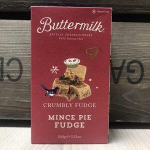 Buttermilk Mince Pie Fudge (100g)