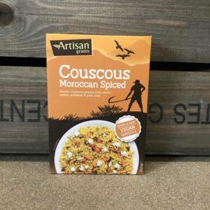 Artisan Grains Moroccan Spiced Couscous 200g