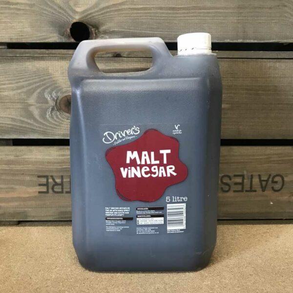 Drivers Malt Vinegar 5Ltr