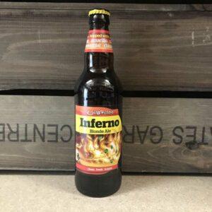 Oakham Ales Inferno Blonde Ale 500ml
