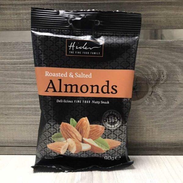 Hider Roast & Salted Almonds (90g)