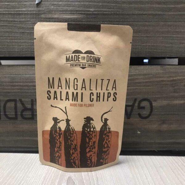 Made for Drink Salami Chips 23g