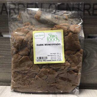 Shire Foods Dark Muscovado (500g)