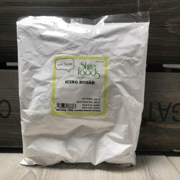 Shire Foods Icing Sugar (500g)