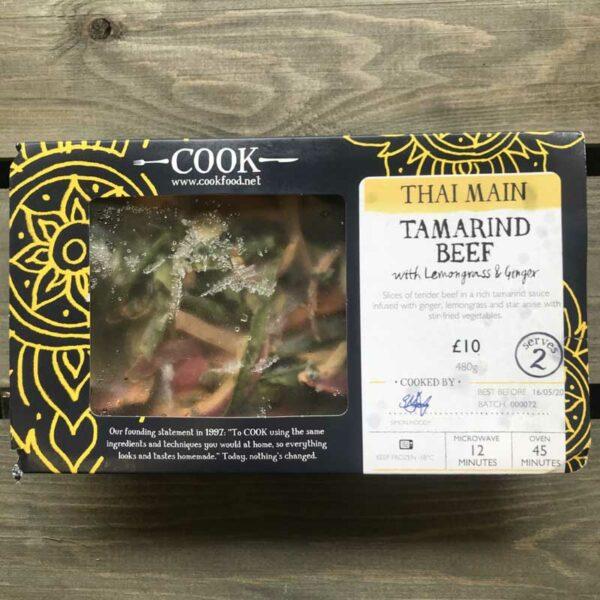 COOK Tamarind Beef