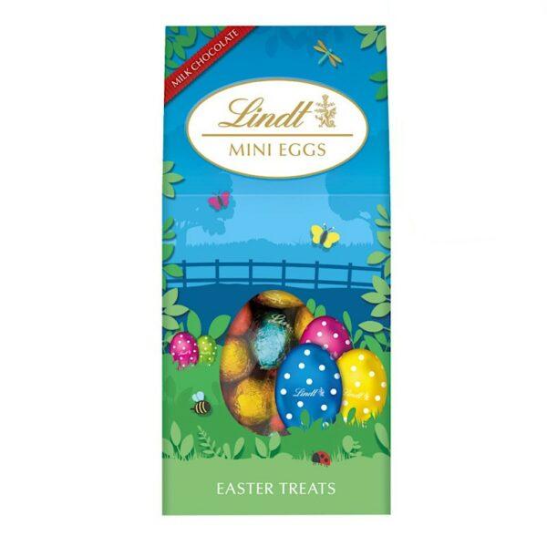 Lindt Milk Chocolate Mini Eggs (177g)