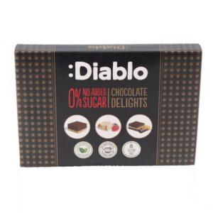Diablo No Added Sugar Chocolate Delights (115g)