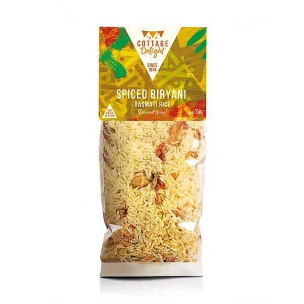 Cottage Delight Spiced Biryani Basmati Rice (250g)