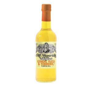 Mr Fitzpatrick's Yuzu, Lemon & Turmeric Cordial (500ml)