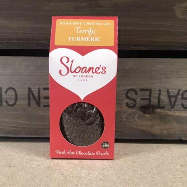 Sloane's Terrific Turmeric Hot Choc 250g