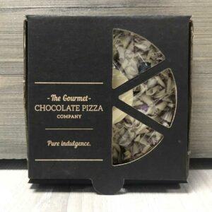 Unique, Handmade, Gourmet Belgian Chocolate Pizzas.