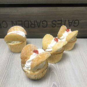 Pocklingtons Vanilla Fairy Cakes