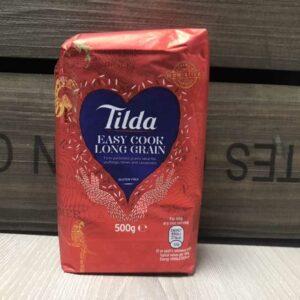 Tilda L/Grain Rice 500g