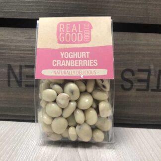 Yoghurt Cranberries