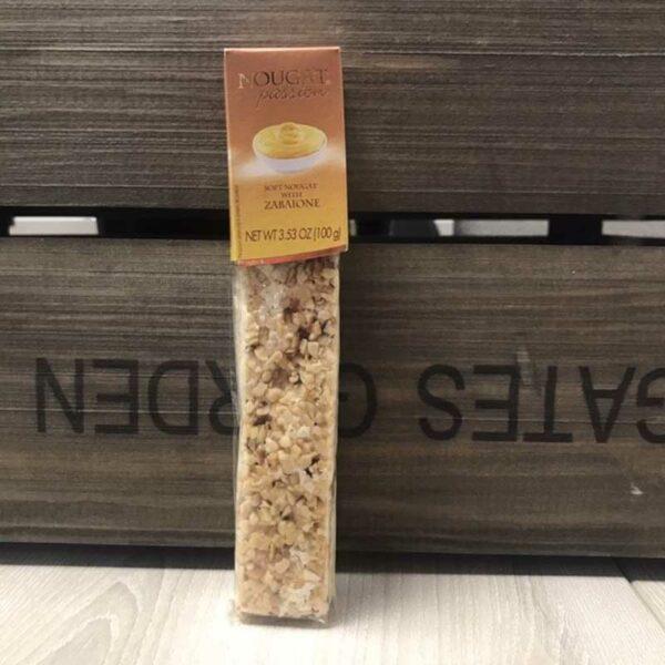 Quaranta Soft Nougat Bar - Zabaione 100g